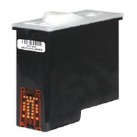 Solvent ink cartridge model
