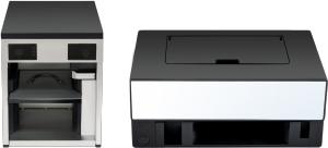 Food art printer, cafe latte printer
