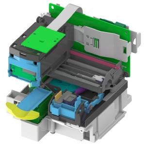 Three-inch printer
